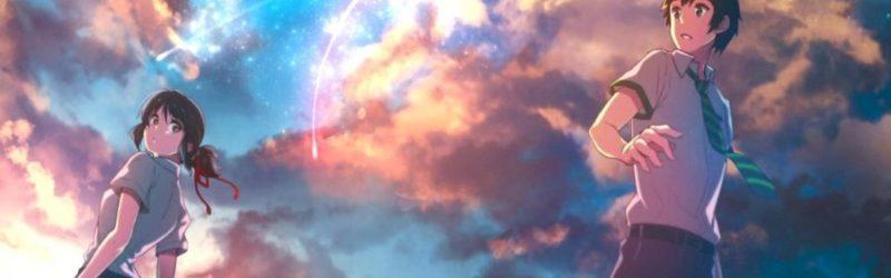 """Episode 345: Makoto Shinkai's """"Your Name"""""""